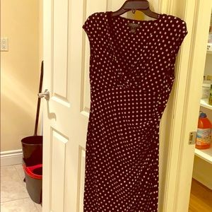 Polkadot Ralph Lauren dress